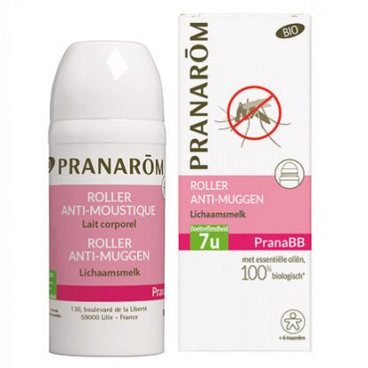 Roller Anti-muggen Lichaamsmelk