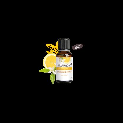 Sprankelende citrus verstuivingsmengsel