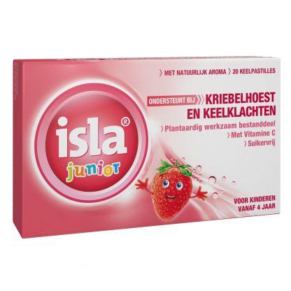 isla® junior 20 pastilles