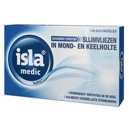 isla® medic 20 pastilles