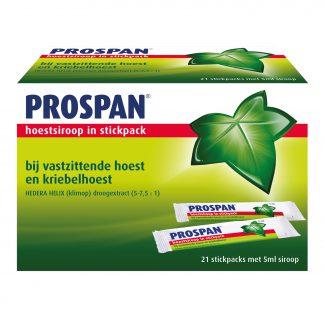 Prospan® hoestsiroop sticks